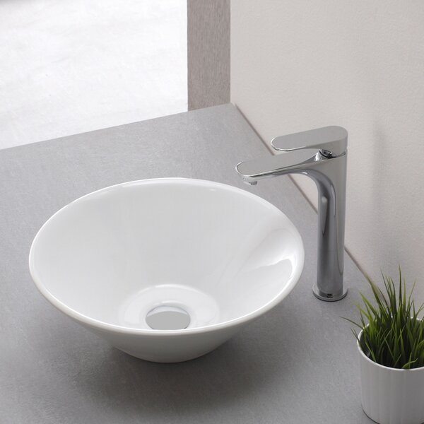 Aquila™ Single Hole Bathroom Faucet by Kraus