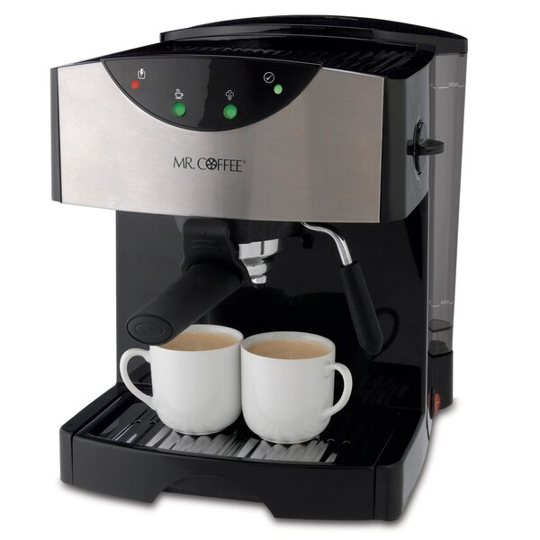 Pump Coffee & Espresso Maker by Mr. Coffee