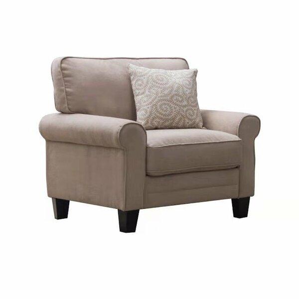 Hann Linen Armchair