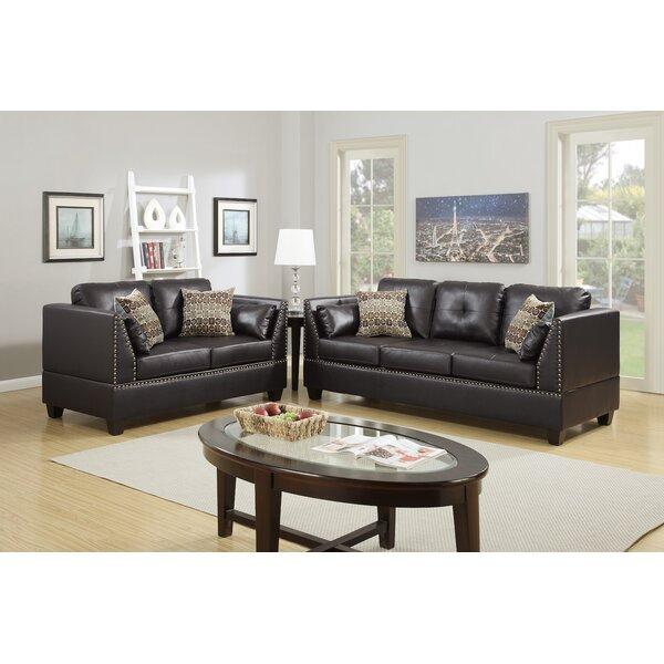 Scheuerman 2 Piece Living Room Set by Red Barrel Studio