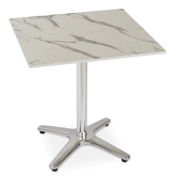Lamer Square Multi-Use Dining Table by sohoConcept
