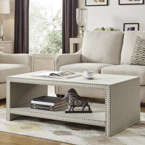 Jefferson Place Coffee Table by House of Hampton