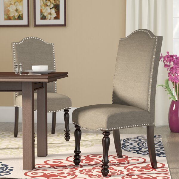 Scoggins Side Chair (Set of 2) by Three Posts