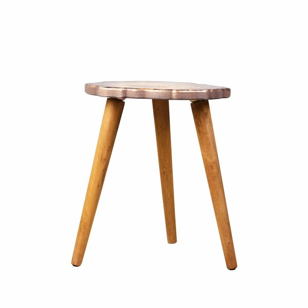 Palmetto End Table by Union Rustic
