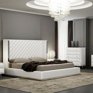 Aesara Configurable Bedroom Set by Orren Ellis