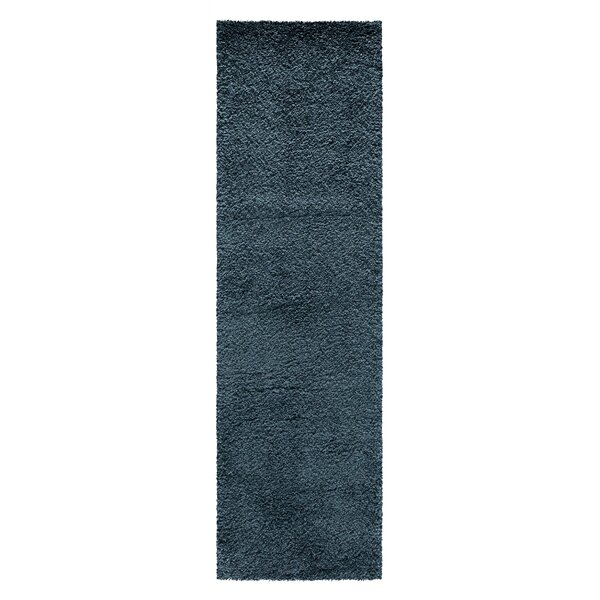 Parrish Blue Area Rug by Charlton Home
