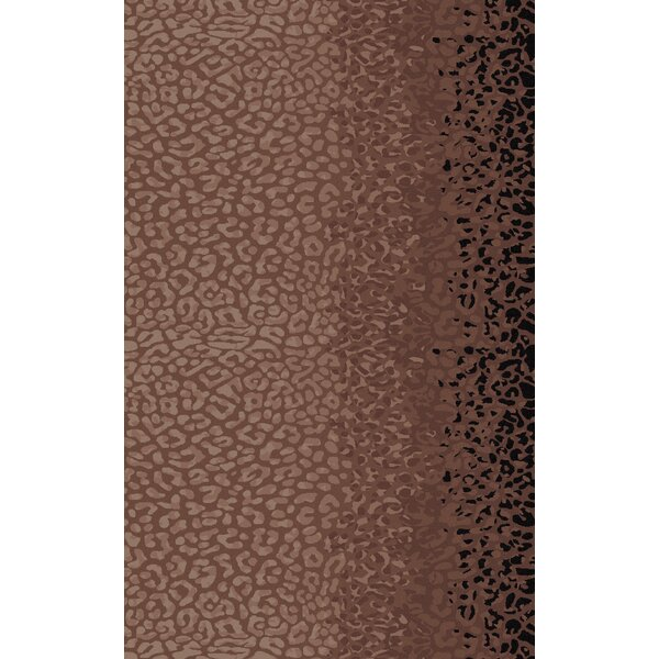 Marissa Hand-Tufted Mocha Area Rug by Bloomsbury Market