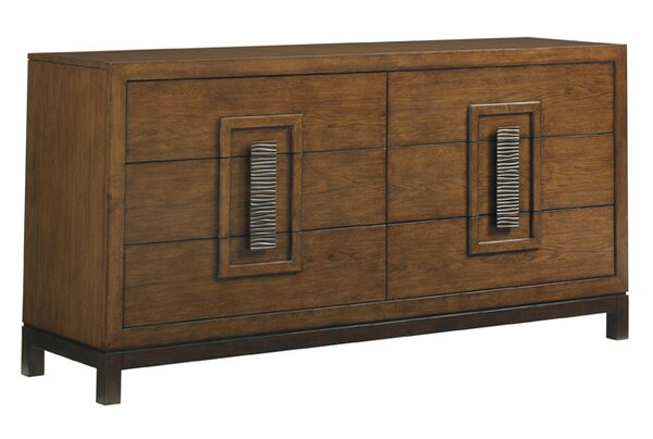Island Fusion Heron 6 Drawer Double Dresser by Tommy Bahama Home