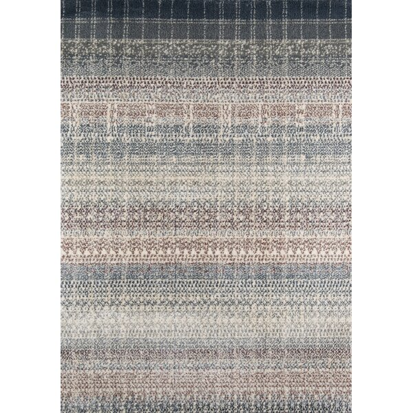 Daisie Gray Area Rug by Bungalow Rose