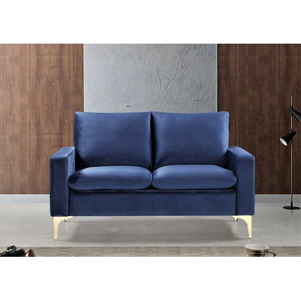 Bipasha Loveseat By Wrought Studio