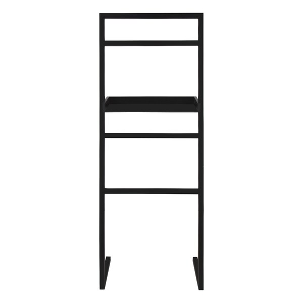 McGonigal Decorative Modern Wooden Leaner Ladder Wall Shelf by Latitude Run