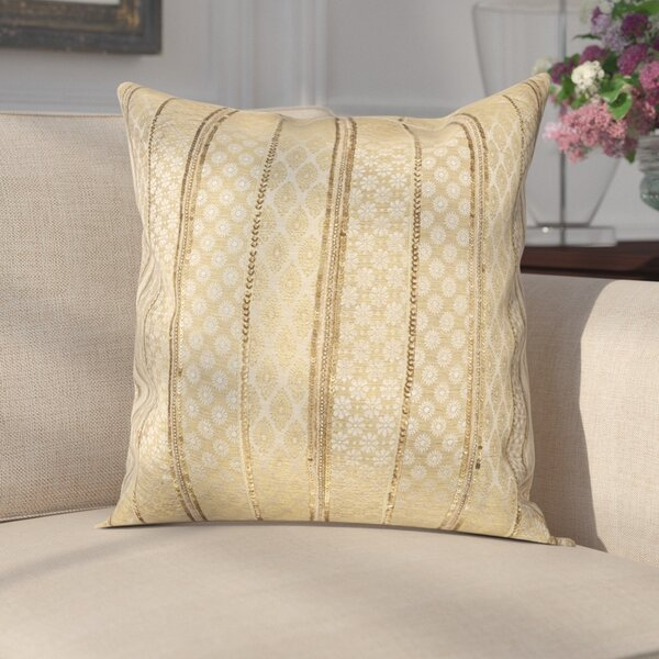 Bascombe Indoor/Outdoor Throw Pillow by Astoria Grand