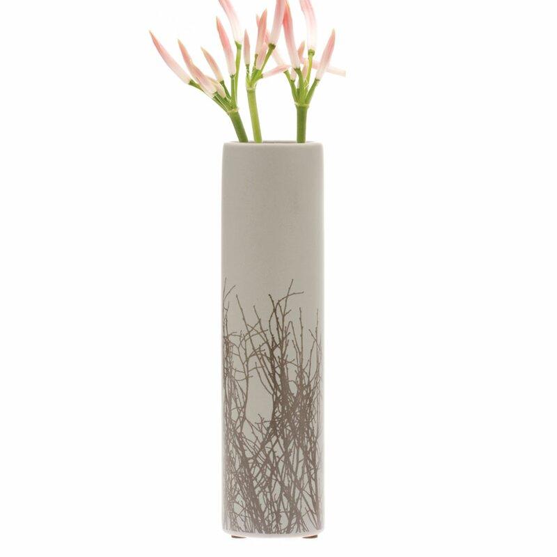 17 Stories Tree Flower Vase Wayfair Co Uk