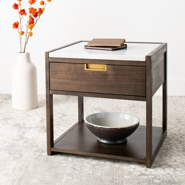 Drayton 1 Drawer Nightstand by Brayden Studio