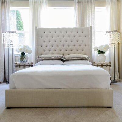 Schaffner Upholstered Platform Bed