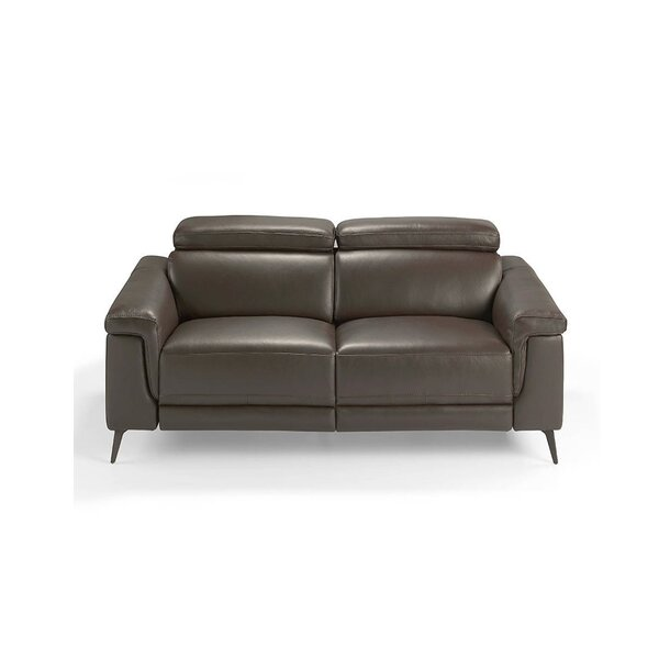 Chic Philippa Reclining Loveseat by Orren Ellis by Orren Ellis