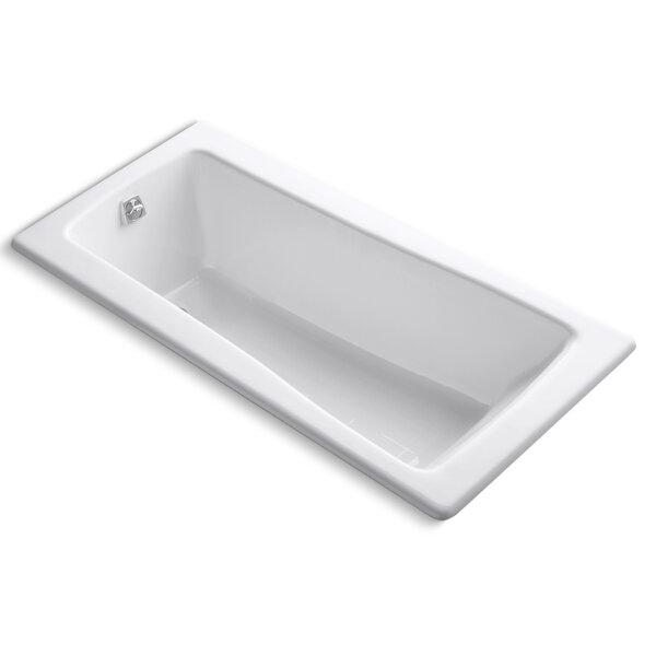 Maestro 66 x 32 Soaking Bathtub by Kohler