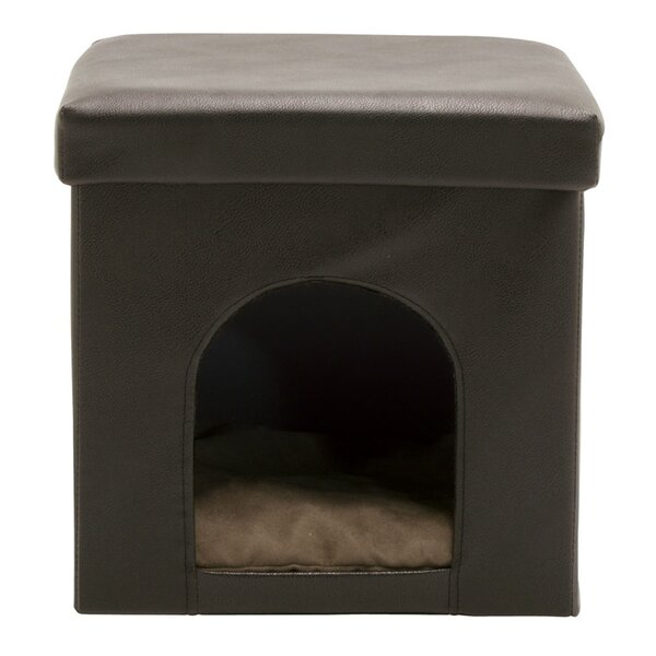 Byler Collapsible Pet Bed Ottoman by Tucker Murphy Pet