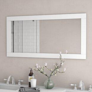 Price comparison Draper 24 Bathroom / Vanity Mirror ByEbern Designs
