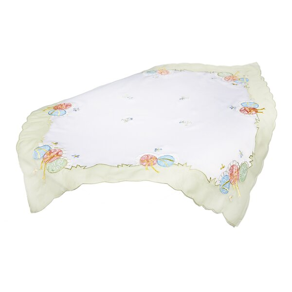 Easter Egg Table Topper by Xia Home Fashions