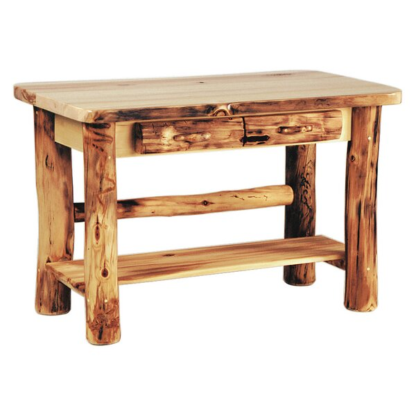 Leclerc Console Table by Millwood Pines Millwood Pines