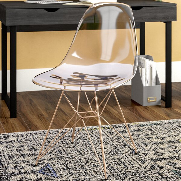 Ressler Side Chair by Wrought Studio
