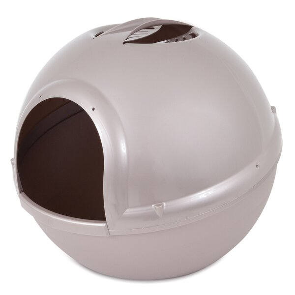 Booda Dome Litter Pan by Petmate