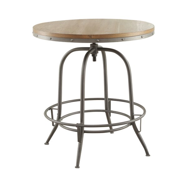 Berard Bar Height Dining Table by 17 Stories 17 Stories