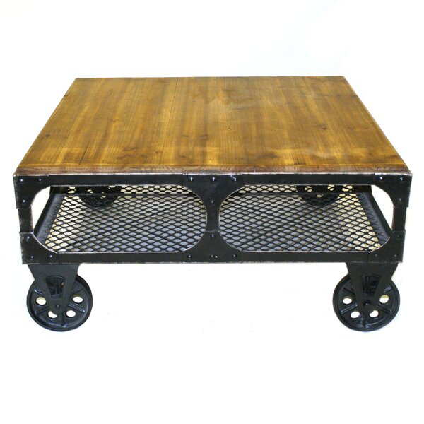 Choncey Coffee Table by Williston Forge