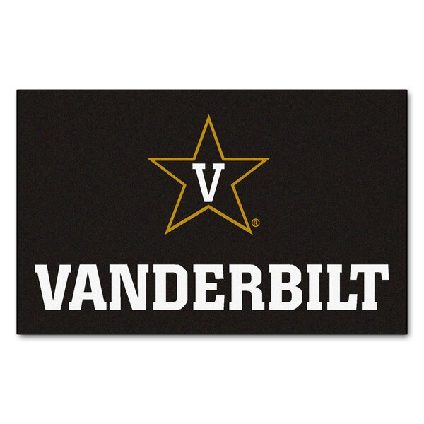 NCAA Vanderbilt University Ulti-Mat by FANMATS