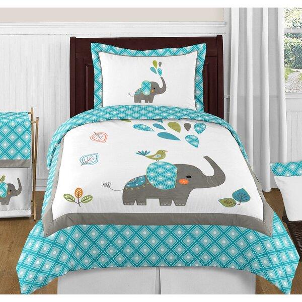 Mod Elephant Comforter Set by Sweet Jojo Designs