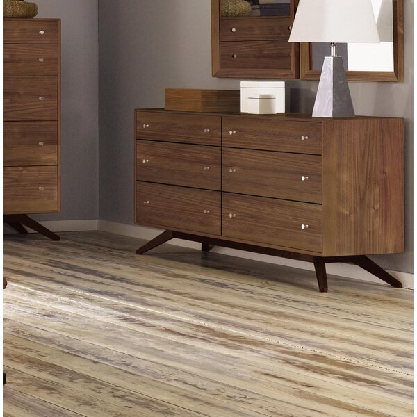 Astrid 6 Drawer Double Dresser by Copeland Furniture