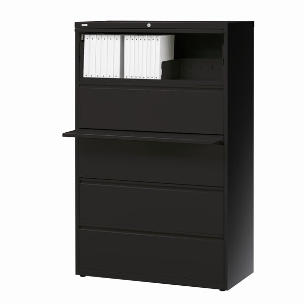 5-Drawer Lateral Filing Cabinet by CommClad