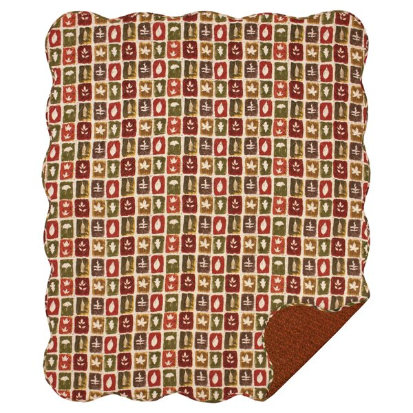 Swinford Cotton Throw Blanket by Millwood Pines