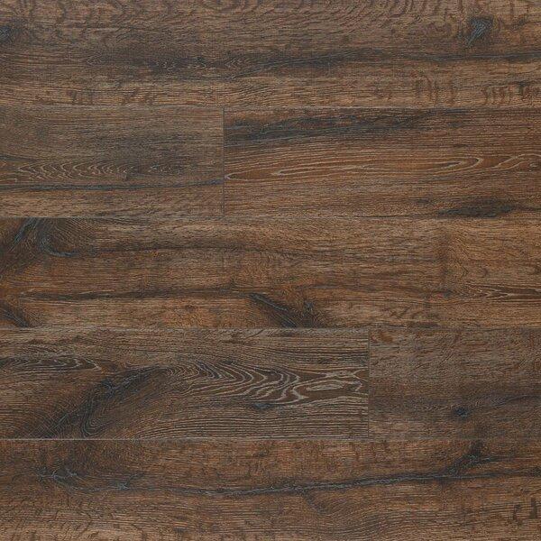 Reclaime 7.5 x 54.34 x 12mm Oak Laminate Flooring in Tudor Oak by Quick-Step