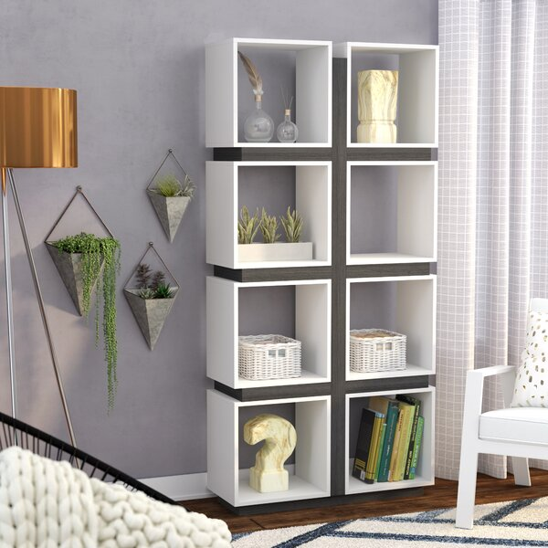 Charron Cube Unit Bookcase by Wade Logan