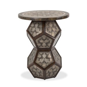 Discoveries End Table by Michael Amini (AICO)