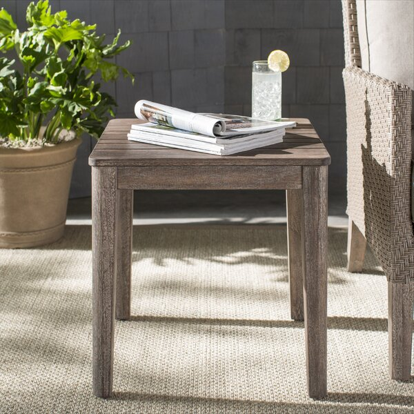Nishant Side Table by Gracie Oaks