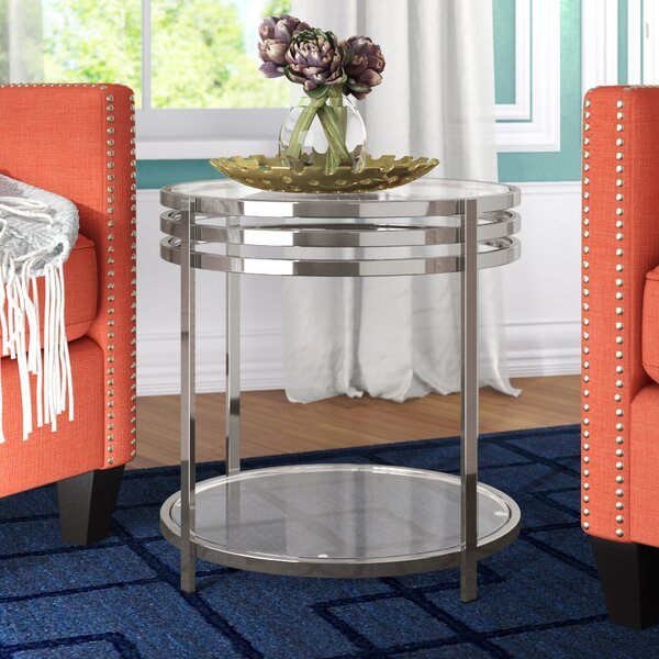 Bobby End Table by Willa Arlo Interiors