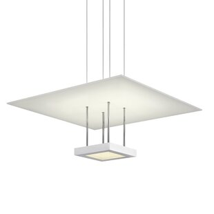 Vang 1-Light Geometric Pendant ByOrren Ellis