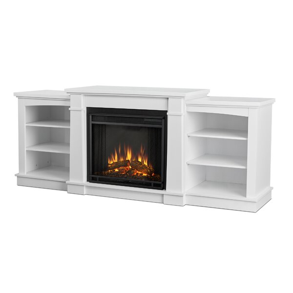 Hawthorne Entertainment Unit Electric Fireplace by Real Flame