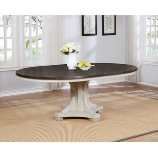 unique round dining table round shape georgetown round dining table to oval wayfair