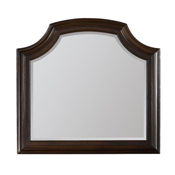 New Charleston Arched Dresser Mirror by Broyhill®