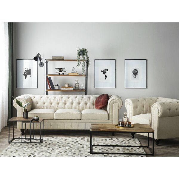 Russell Configurable Living Room Set by House of Hampton