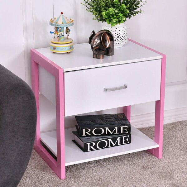 Corey End Table by Trule Teen