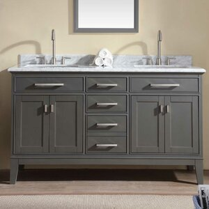 96 inch double vanity. Save to Idea Board Double Vanities You ll Love  Wayfair