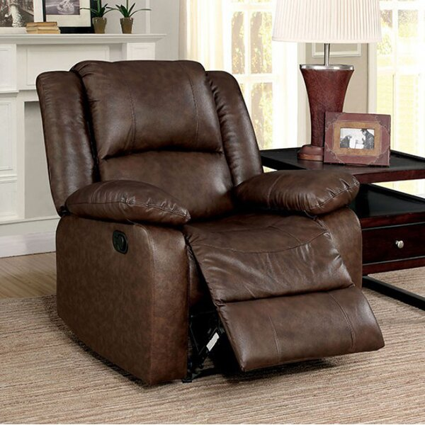 Hung Manual Recliner