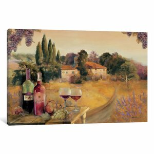 Spoleto Afternoon' Painting Print on Canvas by East Urban Home
