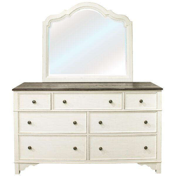 Grand Haven 7 Drawer Dresser by Rosalind Wheeler