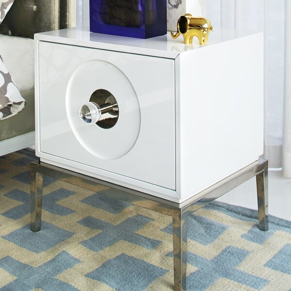 Channing End Table By Jonathan Adler